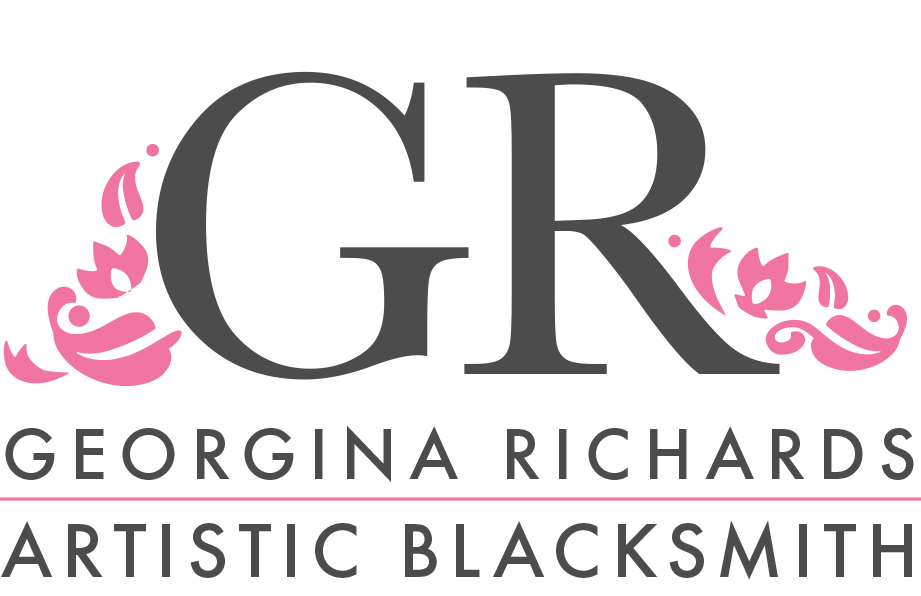 Georgina Richards Artistic Blacksmith Logo